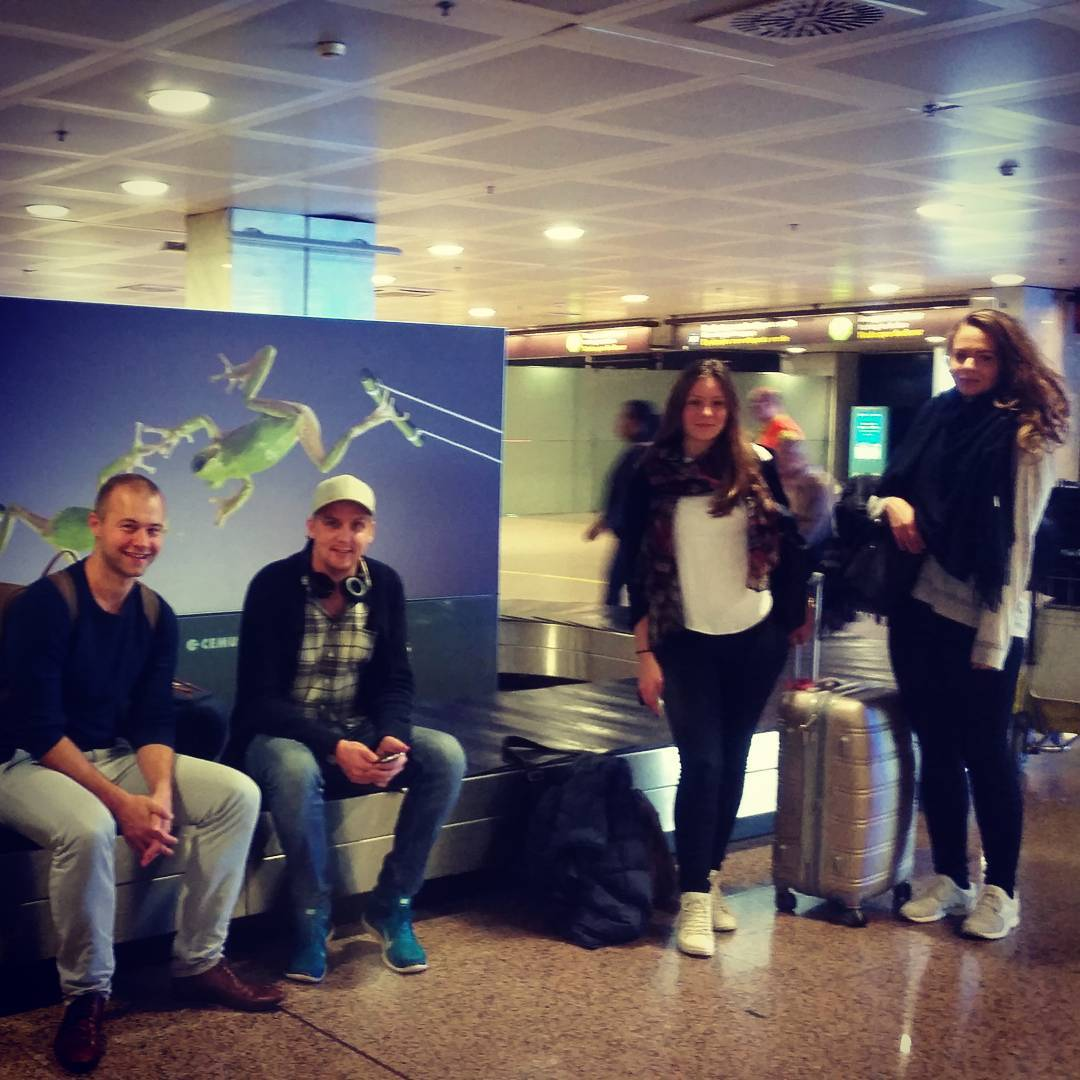 First group of etaility people arrived in barcelona.                         Looking forward to spending two months here.