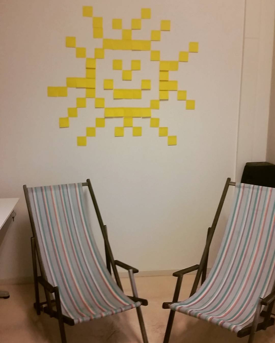 New office and decoration :)