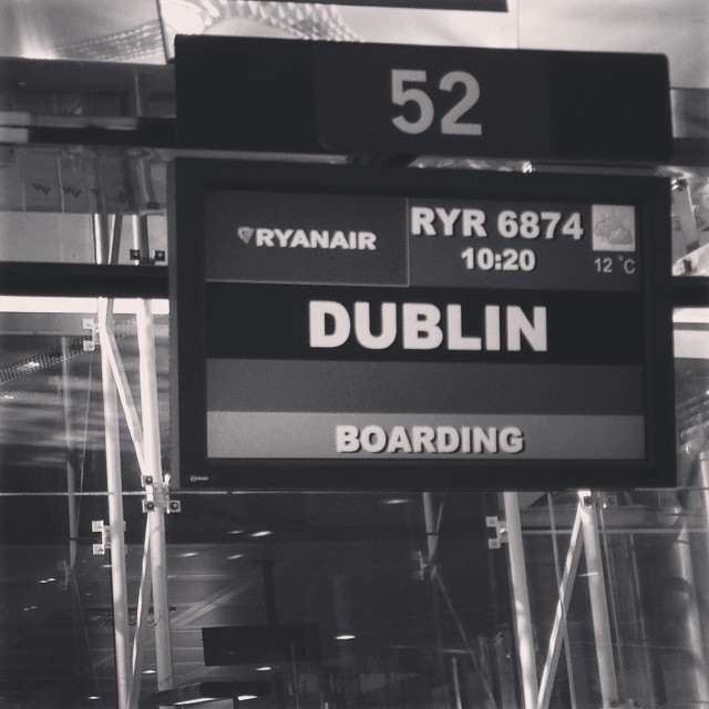 Maybe more flights coming up for Dublin...
